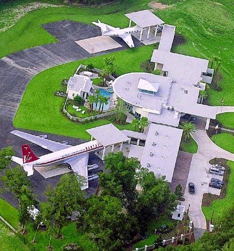 Rumah John Travelta