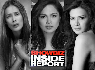 Empowered Women Angel Aquino, Judy Ann Santosa and Zsa Zsa Padilla on Showbiz Inside Report this August 25