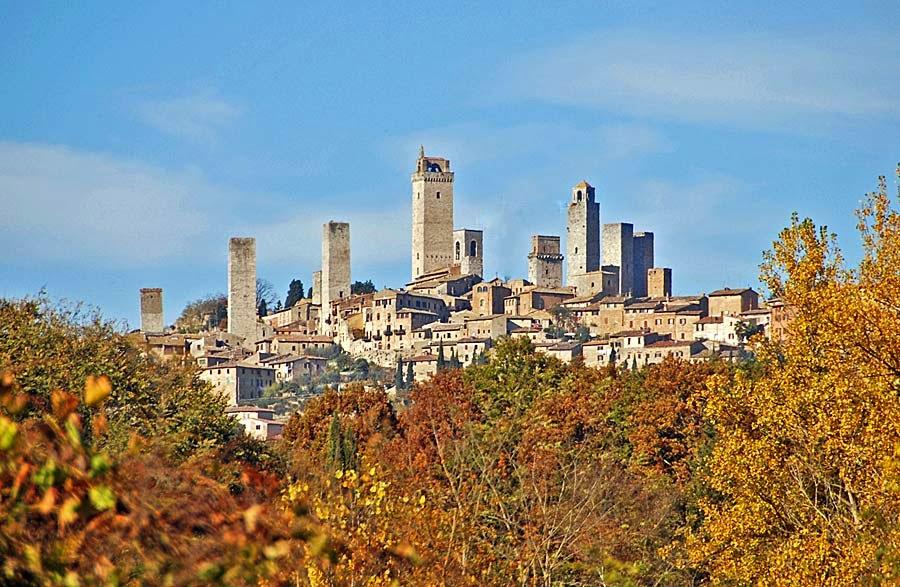 тоскана италия города