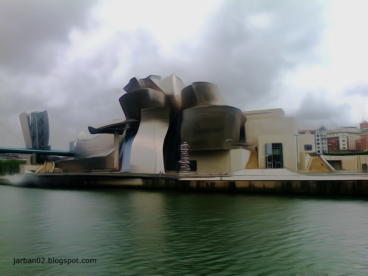 jarban02_pic049: Museo Guggenheim (Bilbao)