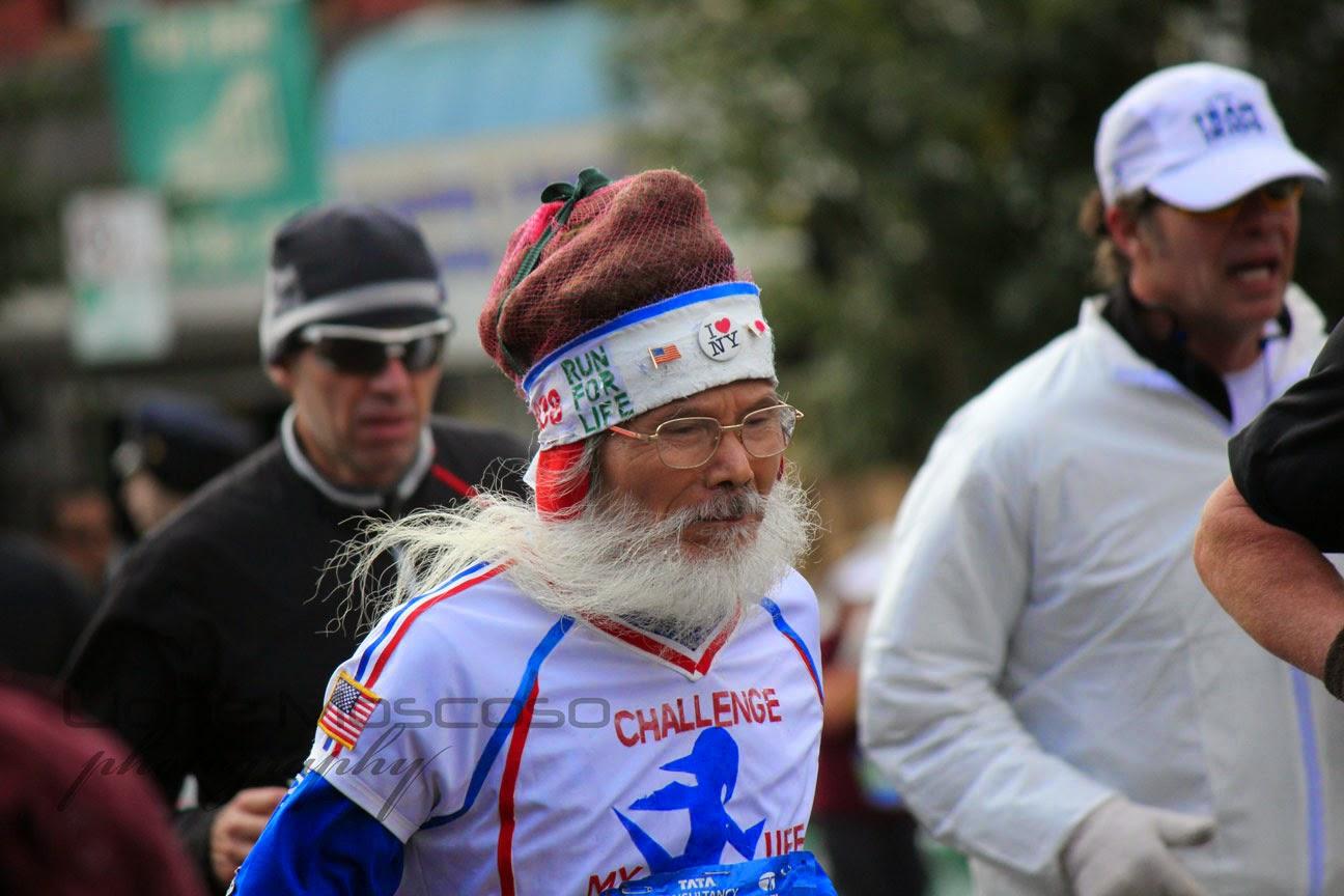 El Maratón de la Ciudad de Nueva York 2014 - Japon