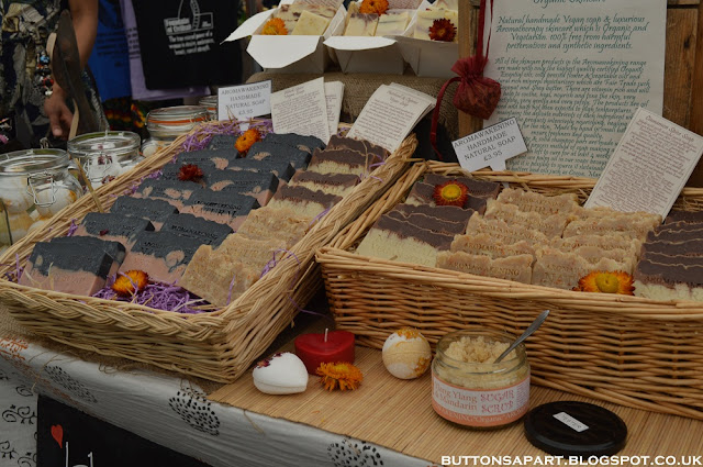 A picture from vegfest bristol