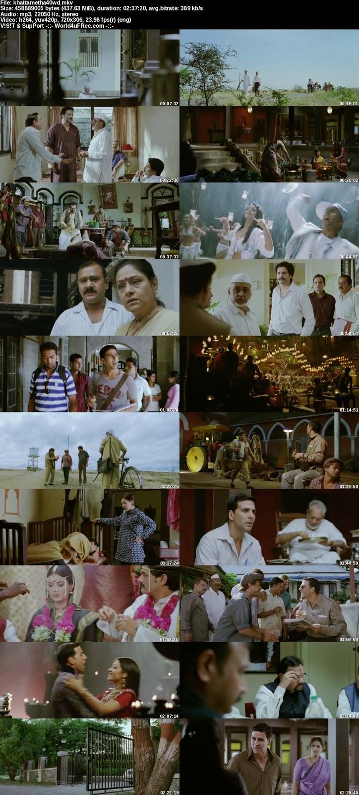 khatta meetha full movie hd torrent download