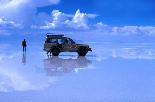 beautiful places in the world Salar de Uyuni