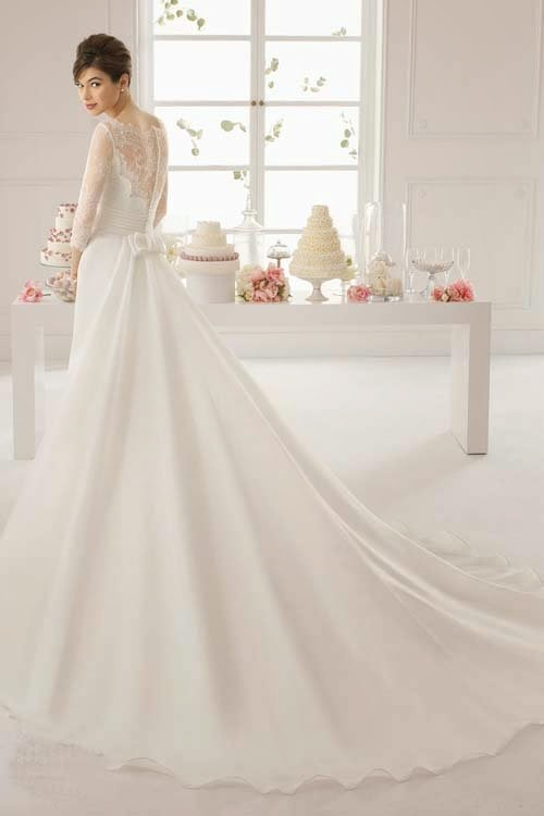 2015 Beautiful Wedding Dresses from Aire Barcelona