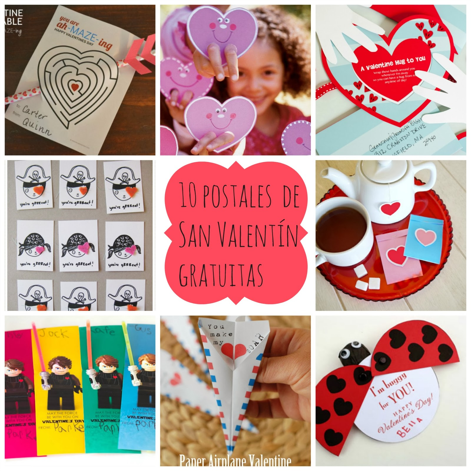 10 tarjetas de san valent n manzanaterapia - Cartas de san valentin en ingles ...