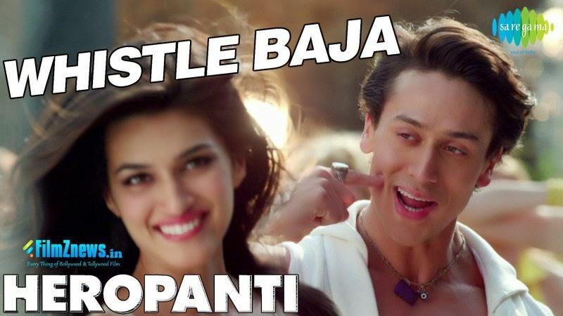 Whistle Baja Song Lyrics - Heropanti (2014)
