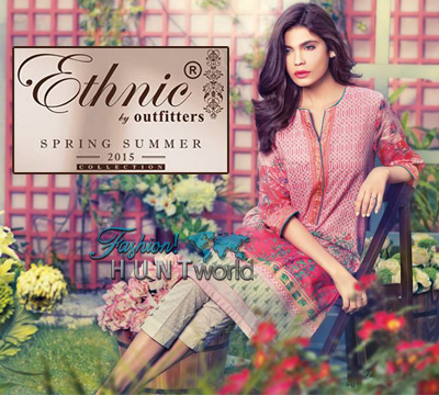 Ethnic By Outfitters Spring Summer 2015 Collection Ready To Wear