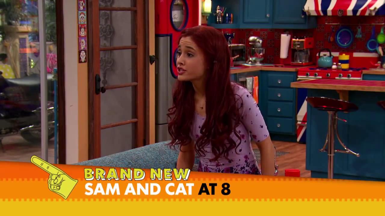 Sam And Cat: Valentines Special - #BrainCrush Sneak Peek ...