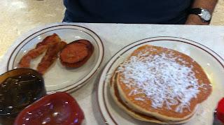 Pancakes at Ken's Pancake House