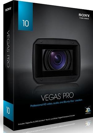 Download Sony Vegas Pro 10 Baixar