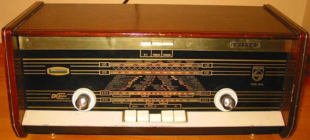lambalı radyo antika lambalı radyo