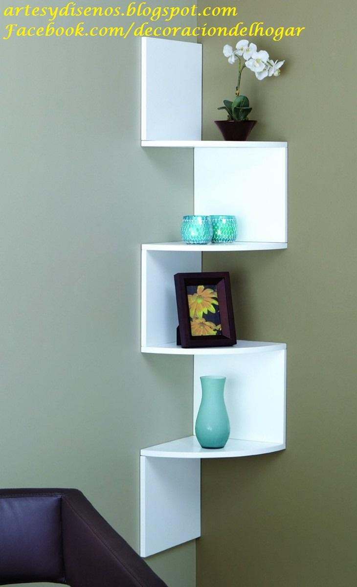 Esquineros para salas decoraci n del hogar dise o de for Esquineros para paredes