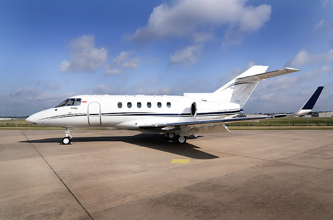 Lion Bizjet - Hawker 900XP