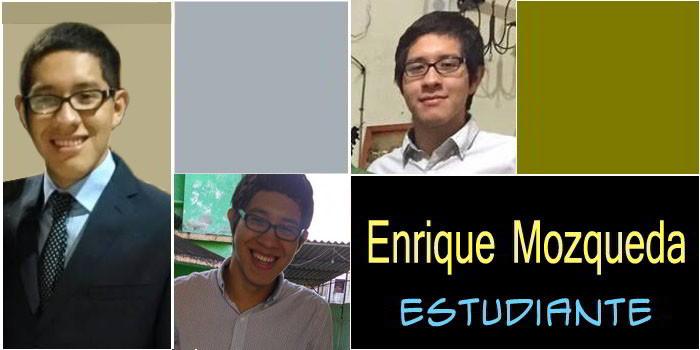 Enrique Mozqueda - México