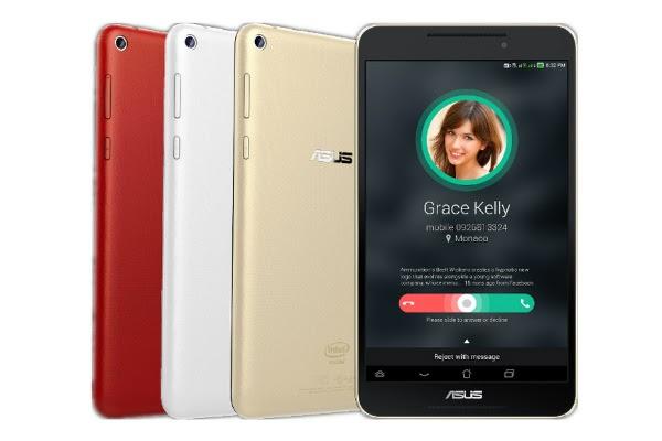 ASUS Fonepad 7 и ASUS Fonepad 8