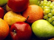 . frutas