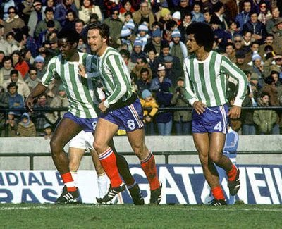 FACT: During World Cup 1978 in Argentina, France Football Team had to borrow the jersey from a local club C.A. Kimberley