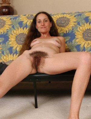 Super Hairy Mature 60