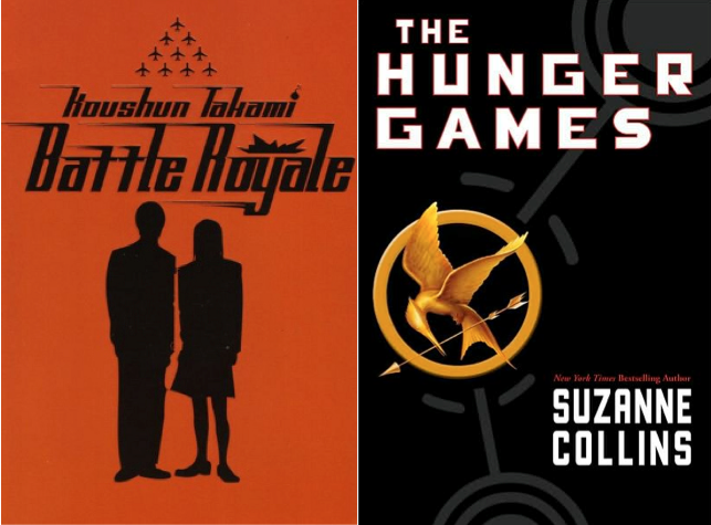 hunger games compare contrast As i was writing the post, i discovered it was becoming more and more of a  comparison/contrast with the hunger games (2012) than an actual.