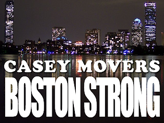 Casey Movers Boston Strong Logo