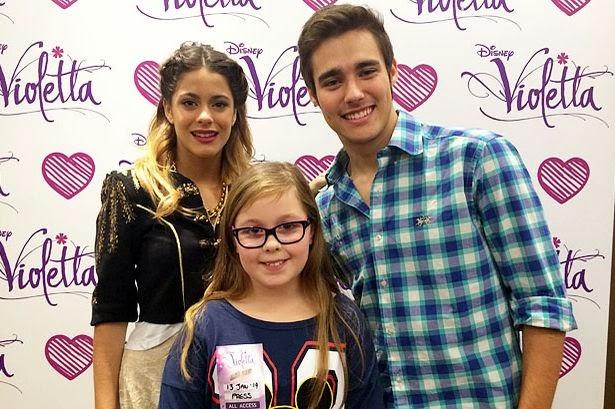 Violetta dnn exclusivo entrevista com o elenco de violetta do disney channel - Photo de leon de violetta ...