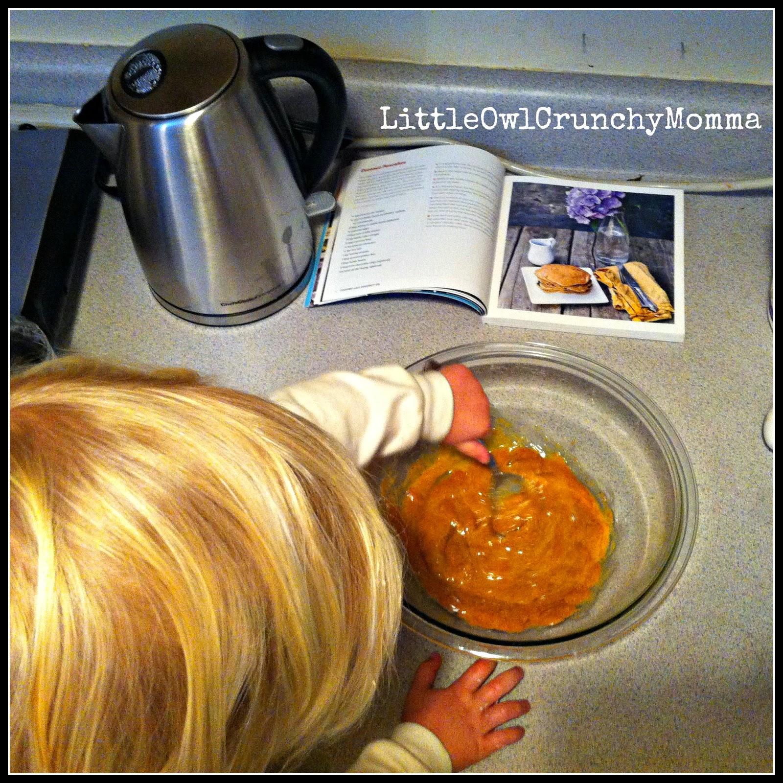how to make tapioca flour pancakes