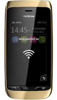 Harga dan Spesifikasi Nokia Asha 310, HP Dual SIM Rp 900 Ribuan