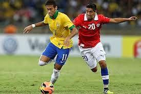 28 Juni 2014, Perkiraan Skor Fase 16 Besar Piala Dunia Brasil vs Chile
