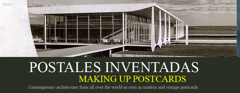 Postales Inventadas/ Making up Postcards