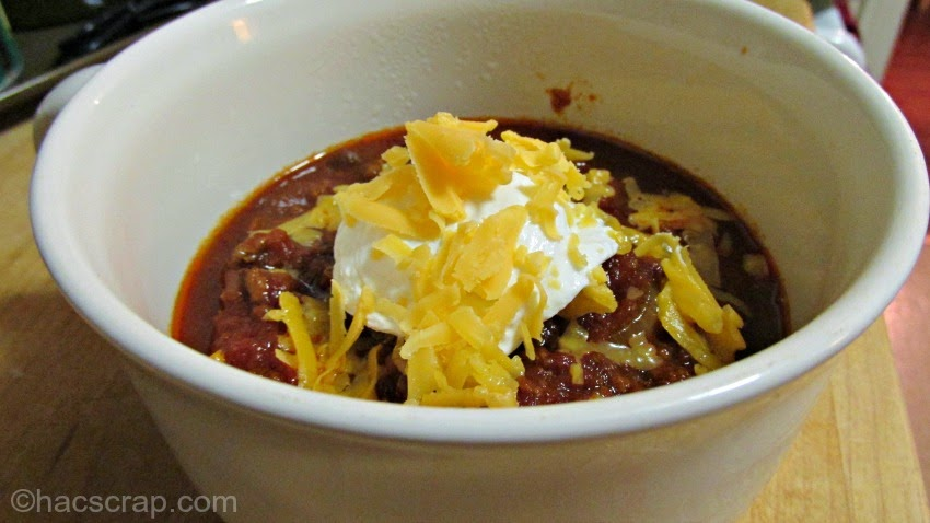Easy and Delicious Slow Cooker Chili