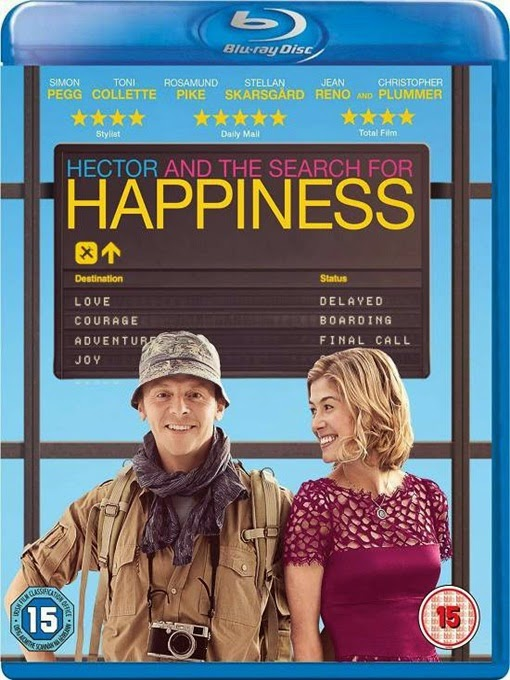 """hector and the search for happiness Something happened to """"hector and the search for happiness"""" during the adaptation process, something that took a novel by psychiatrist francois lelord and turned it into a touchy-feely british film with no sense of timing, tenderness, and character."""