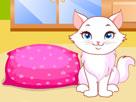 Sevimli Kedi Bakımı Oyunu