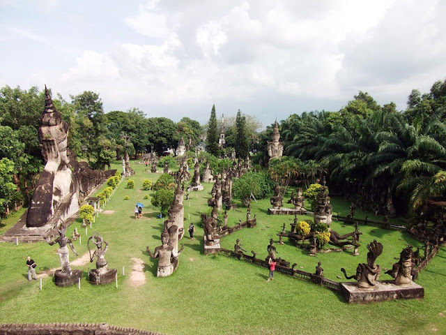 What to Do during One Day in the City of Vientiane