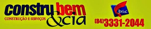.CONSTRU BEM & CIA, a empresa que tem autonomia no mercado.