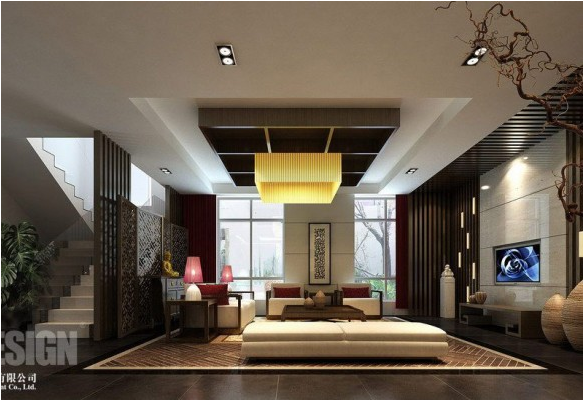 Asian living room design ideas room design ideas for Asian inspired living room designs