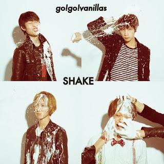 go!go!vanillas - Shake