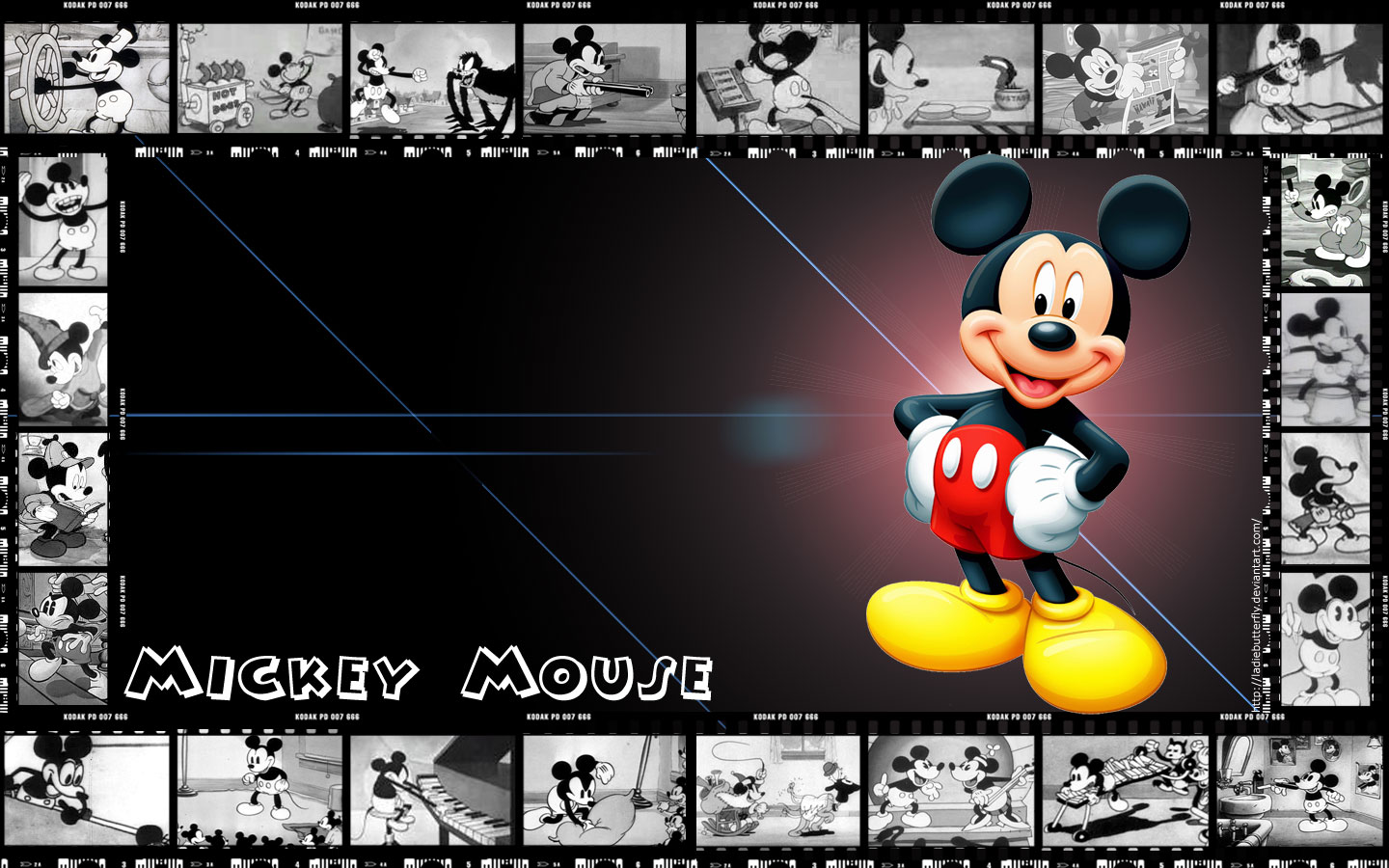 History of world history of mickey mouse - Mickey mouse hd wallpaper 1366x768 ...