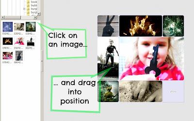 Photoscape arrange collage images
