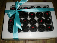 Moist Chocolate Mini Cuppies 24pcs