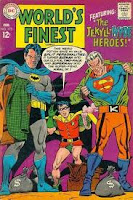 World's Finest #173 1st silver age Two Face