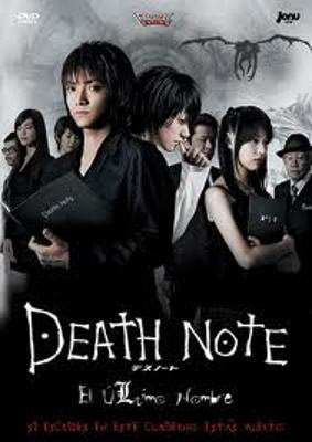 descargar Death Note 1: Live Action – DVDRIP SUBTITULADA