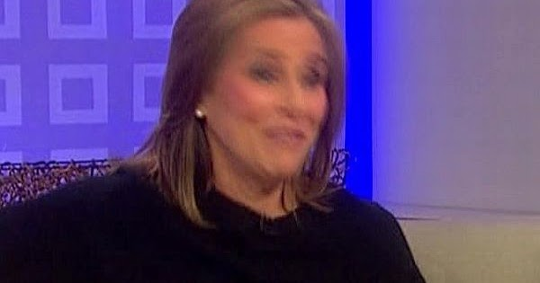 Slow Motion Meredith Vieira Upskirt -