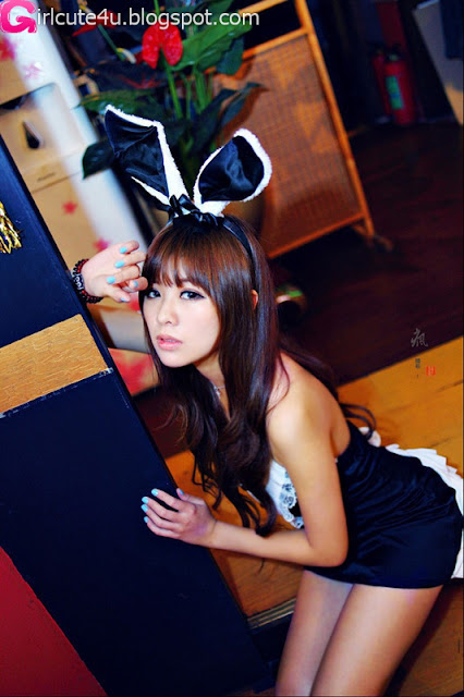 3 Wang Tingyu - Bunny-very cute asian girl-girlcute4u.blogspot.com