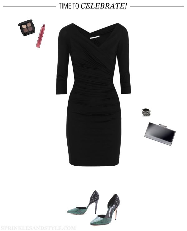 Sprinkles and Style || Friday's Fancies: A Celebratory LBD
