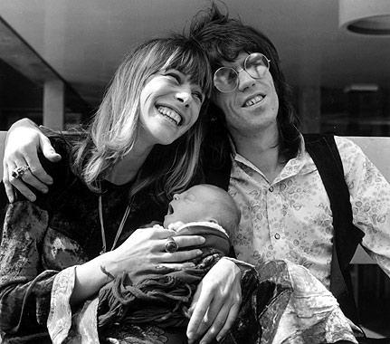 Music N' More: Rolling Stones Women: Anita Pallenberg