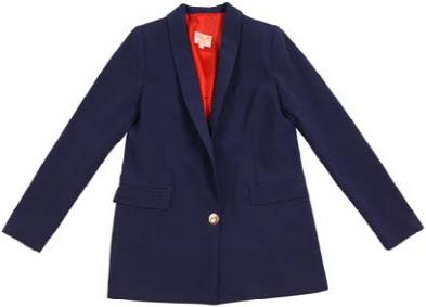 chaquetas mujer primvera verano 2012
