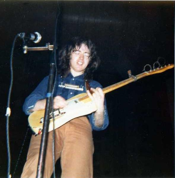 Rory Gallagher - Live In Europe (1972) Rory+1972