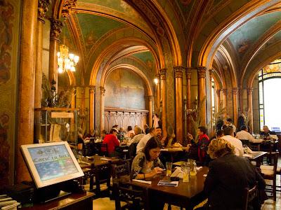 Restaurante Caru cu Bere de Bucarest