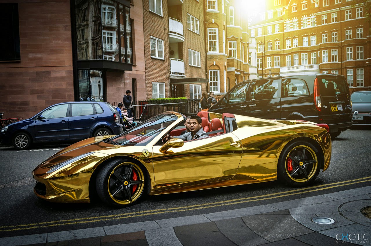 Ten Cars Made Awesomer With Crazy Colours Wraps Automology